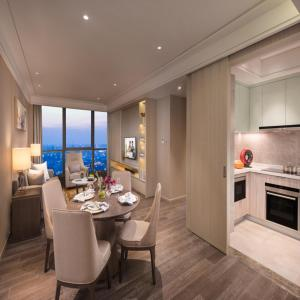Ascott Harmony City Nantong, Appartamenti  Nantong - big - 20