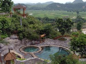 Yingde Qidong Spring Town - Tangshan Resort, Üdülőtelepek  Jingtö - big - 26