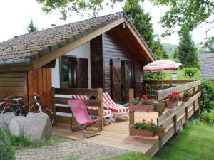 Location gîte, chambres d'hotes Chalet Les Chalets Des Ayes 3 dans le département Vosges 88