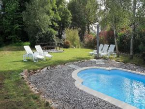 Stunning holiday home in Arfons with swimming pool photos