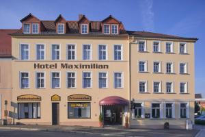 Hotel & Restaurant Maximilian - Göbitz