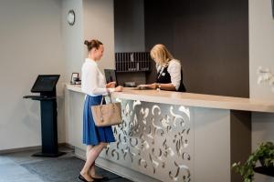 Hotel Sigulda, Szállodák  Sigulda - big - 65