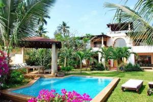 Villa Volandrella - in front of Watamu Beach, Dovolenkové domy  Watamu - big - 23