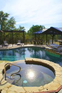 . The Ranch at Wimberley - Pool Lodge