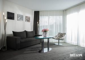 Grand Hôtel Les Endroits, Отели  Ла-Шо-де-Фон - big - 52