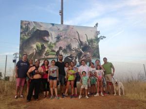 Centro de Naturaleza Cañada Verde, Farmházak  Hornachuelos - big - 86