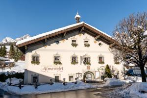 Almerwirt - Hotel - Maria Alm
