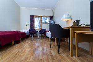 Sydspissen Hotel, Отели  Тромсё - big - 18