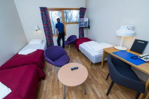 Sydspissen Hotel, Отели  Тромсё - big - 33