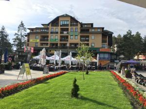Apartment Vila Jezero, Appartamenti  Zlatibor - big - 1