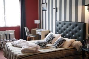 Hotel de L'Europe, La Roche-Posay - Angles-sur-l'Anglin