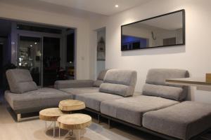 Le Cosy, Apartments  Saint-Pierre - big - 10