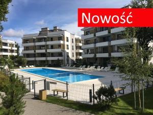 Apartmán Baltic Village Ustronie Morskie Ustronie Morskie Polsko
