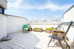Apartament z tarasem na dachu