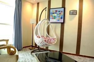 Alazhar Palace Hotel, Hotely  Al Qunfudhah - big - 36