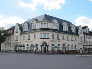 Bahnhof-Hotel Saarlouis