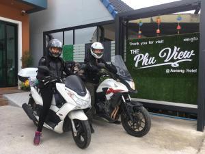 The Phu View at Aonang, Отели  Ао Нанг Бич - big - 99