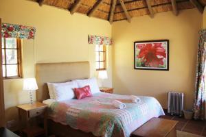 Lake Naverone Holiday Cottages, Resorts  Drakensberg Garden - big - 151
