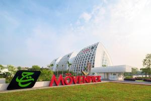 Movenpick Hotel & Convention Centre KLIA, Hotels  Sepang - big - 12