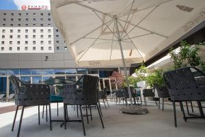 Ramada Plaza Bucharest, Hotels  Bukarest - big - 119