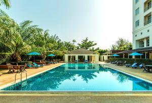 Tinidee Hotel@Ranong - Ban Tha Chang