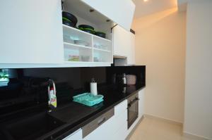 Konak Seaside Resort, Apartmanok  Alanya - big - 31