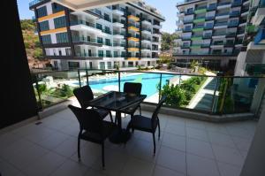 Konak Seaside Resort, Apartmanok  Alanya - big - 113