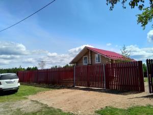 House on the, Vendégházak  Osztaskov - big - 21