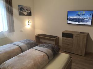 Alp Chalet Appartement, Ferienwohnungen  Kappl - big - 20
