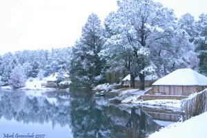 Lake Naverone Holiday Cottages, Resorts  Drakensberg Garden - big - 152