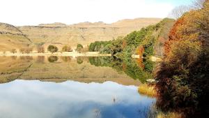 Lake Naverone Holiday Cottages, Resorts  Drakensberg Garden - big - 145