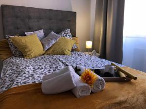 Dolce Vita Rumbach, Apartmánové hotely  Budapešť - big - 128