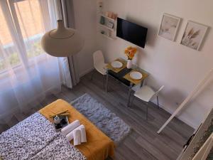 Dolce Vita Rumbach, Apartmánové hotely  Budapešť - big - 161