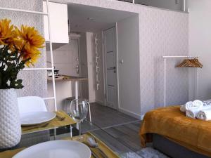 Dolce Vita Rumbach, Apartmánové hotely  Budapešť - big - 156