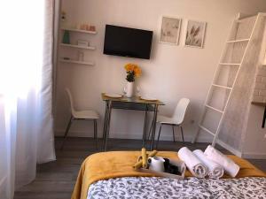 Dolce Vita Rumbach, Apartmánové hotely  Budapešť - big - 138
