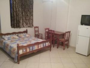 Durres Plazh/Durazzo Beach Room 2, Апартаменты  Дуррес - big - 8