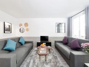 Luxury 3 Bedroom Le Marais, Apartments  Paris - big - 46
