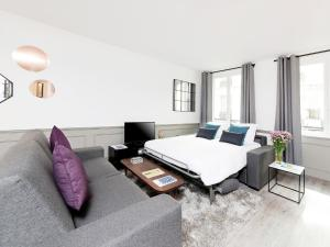 Luxury 3 Bedroom Le Marais, Apartments  Paris - big - 26