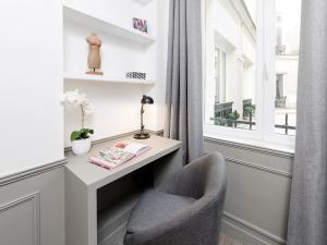 Luxury 3 Bedroom Le Marais, Apartments  Paris - big - 41