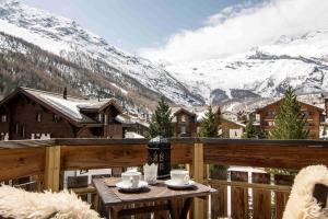 Chalet Sunshine - Apartment - Saas-Fee