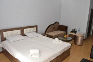 Sehirli Naftalan Health & Resort, Hotel  Naftalan - big - 38