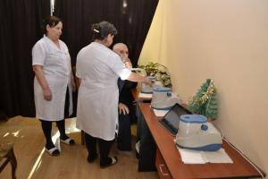 Sehirli Naftalan Health & Resort, Hotel  Naftalan - big - 28