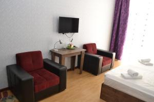 Sehirli Naftalan Health & Resort, Hotel  Naftalan - big - 9