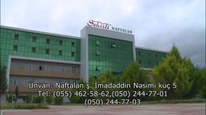 Sehirli Naftalan Health & Resort, Hotel  Naftalan - big - 13