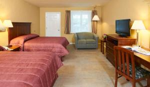 Stockton Inns, Motelek  Cape May - big - 5