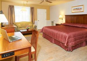 Stockton Inns, Motelek  Cape May - big - 16