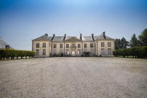 Chateau de Quinéville - Aumeville-Lestre
