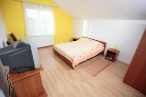 Double Room Bilje 14318b, Vendégházak  Bellye - big - 7