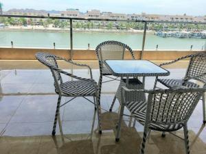 Moc Tra Hotel Tuan Chau Hạ Long, Отели  Халонг - big - 64