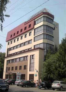 Hotel Ulitka - Barnaul